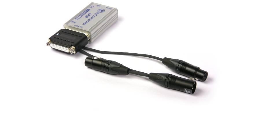cable ilda usb